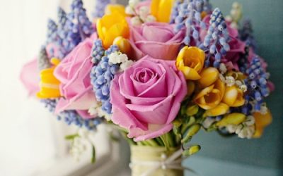 Scented Wedding Flowers – Arouse Your Guests' Senses
