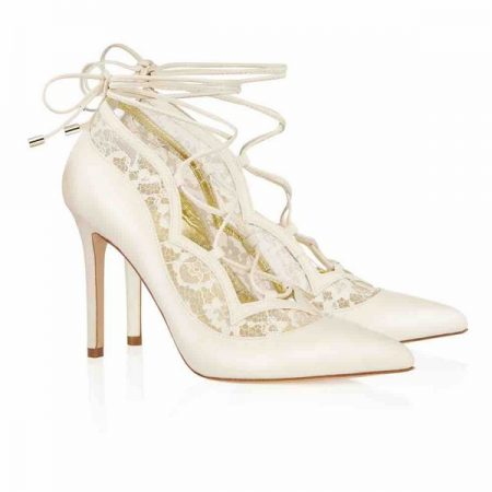 Tabitha Freya Rose bridal shoes for 2018