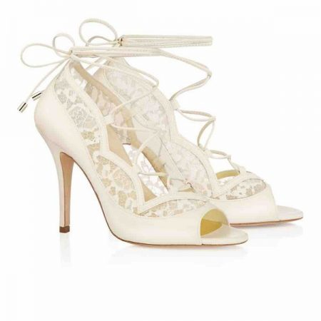 Tahlia Freya Rose bridal shoes for 2018