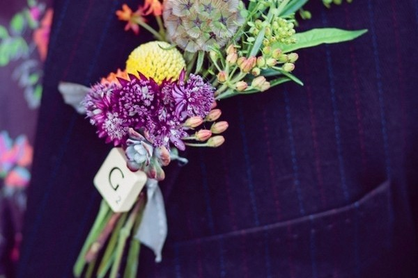 Tied Style Buttonholes