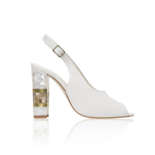 Zara shoe from the Freya Rose Capsule Collection