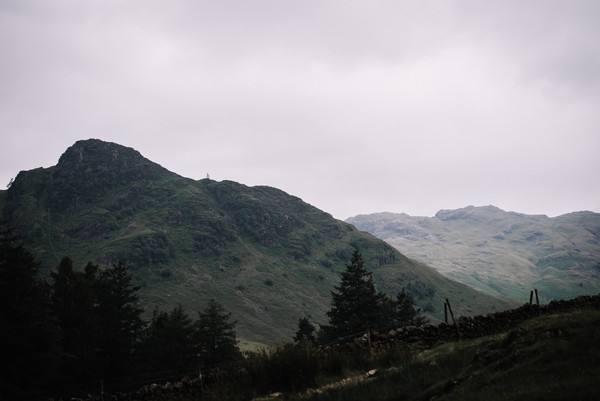 Mountains of the Lake District