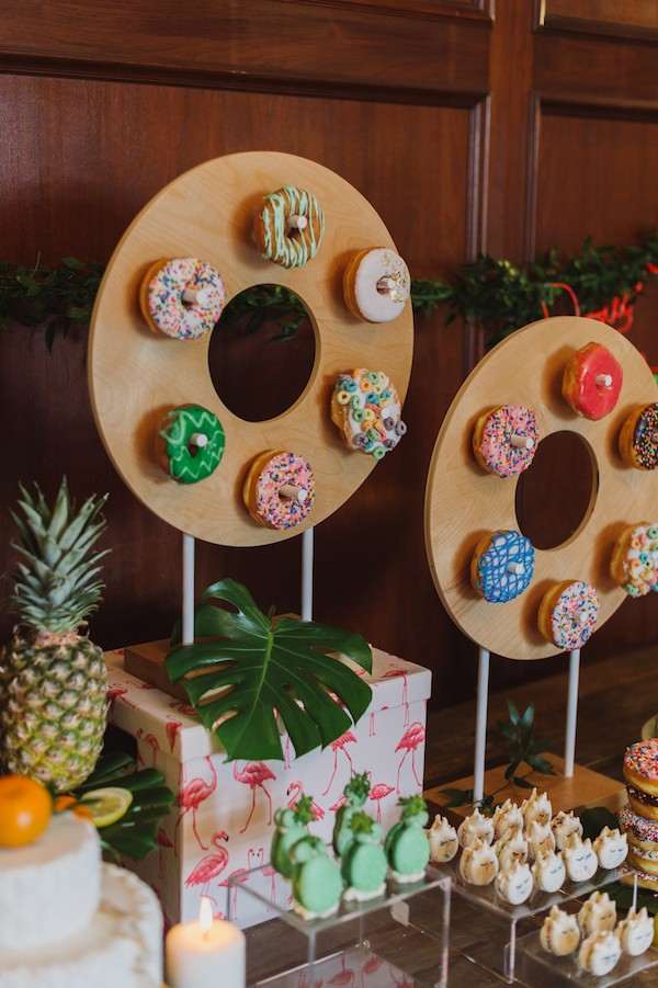 Doughnuts and desserts