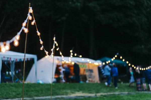 Festoon lights