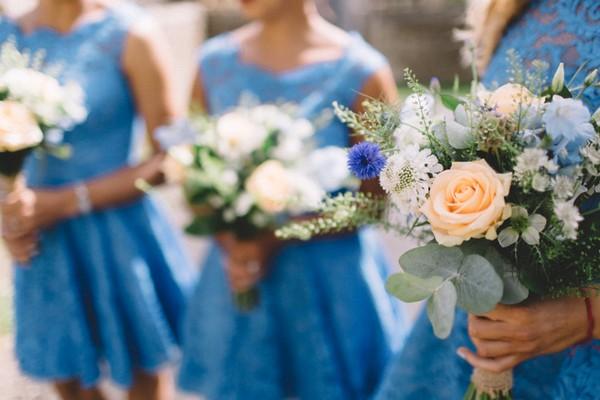 Pretty bridal bouquets