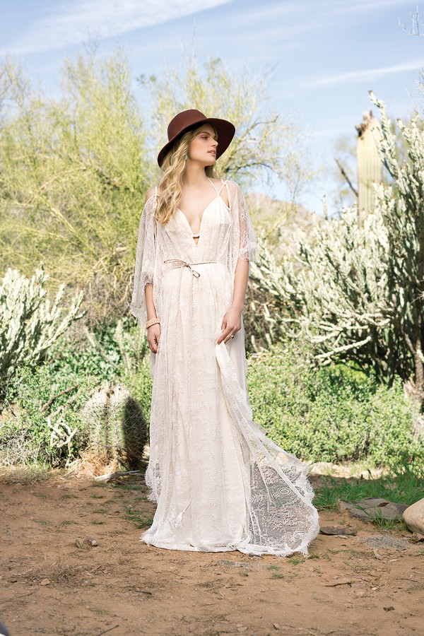 6523 Wedding Dress from the Lillian West Spring/Summer 2018 Bridal Collection