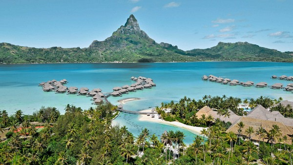 Bora Bora Resort and Thalasso Spa, Bora Bora