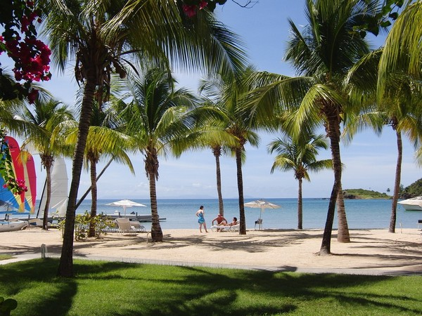Carlisle Bay Resort, Antigua, Caribbean Honeymoon Destination