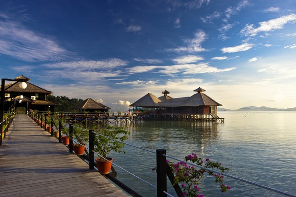 Gayana Eco Resort, Borneo