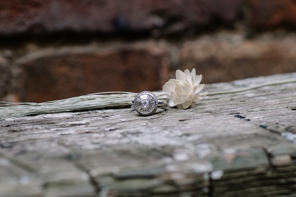 Happy Ring by Sarah May
