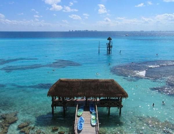 Isla Majeres, Mexico