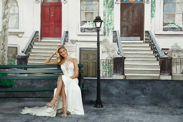 Justin Alexander Spring/Summer 2018 Bridal Collection - 8940 Dress