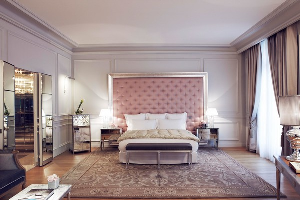 Presidential Suite at Le Royal Monceau Raffles, Paris, France