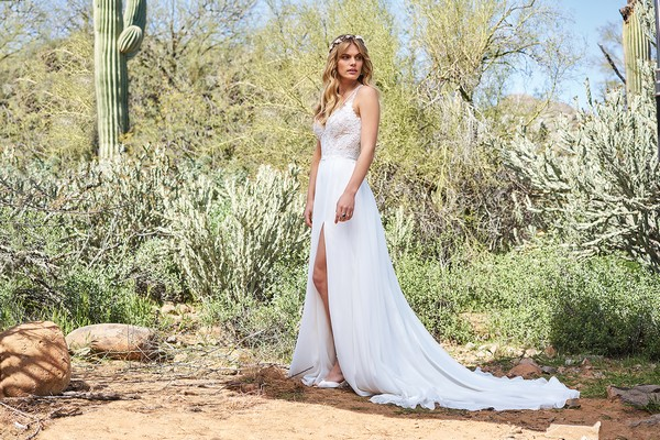 Lillian West Spring/Summer 2018 Bridal Collection - 6515 Dress