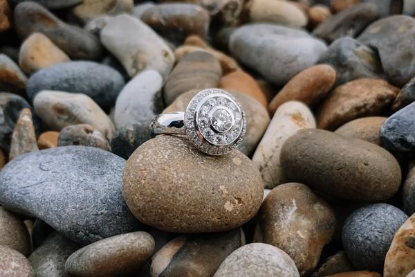 Love Ring by Sarah May