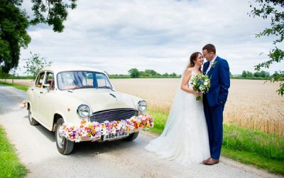 A Country Style Wedding at Cripps Barn