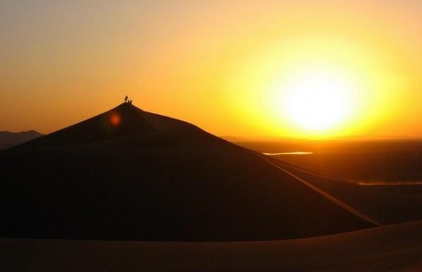Sand Dune, Sahara Desert