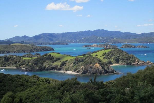 Urupukapuka Island, New Zealand