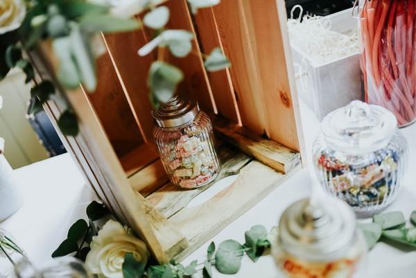 Jar of sweets