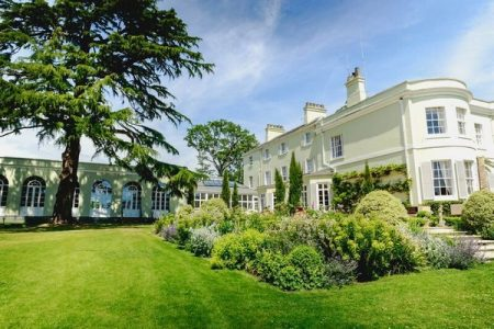 Gardens and House of Deer Park Country House Hotel
