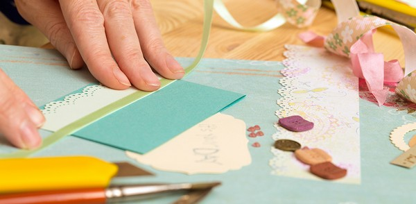 Making DIY Wedding Stationery