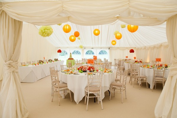 Marquee Wedding Checklist