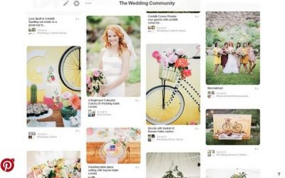 Pinterest Wedding Planning Tips