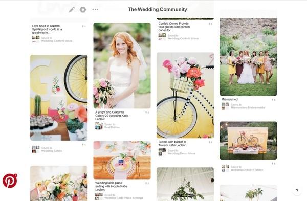 Pinterest Wedding Idea Pins