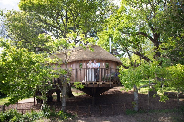 Tree House at Deer Park Country House Hotel
