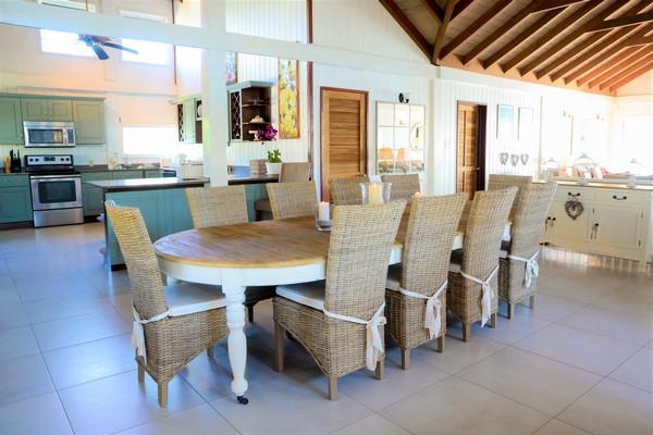 Villa at The Sea House, Antigua