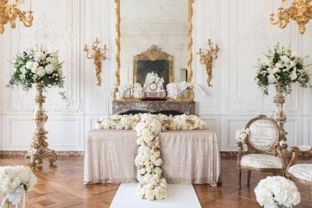 Wedding Ceremony Room Set Up