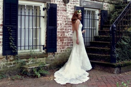 Wedding Dresses with Trains Main