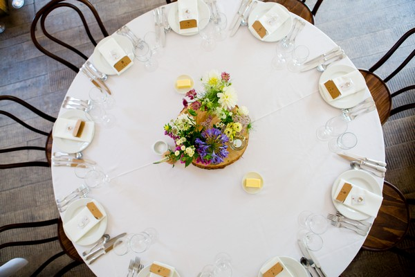 How to Organise Your Wedding Table Plan
