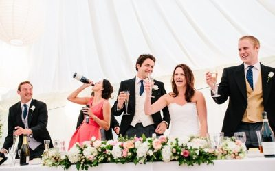 Traditional Wedding Top Table Seating Plan and Alternatives