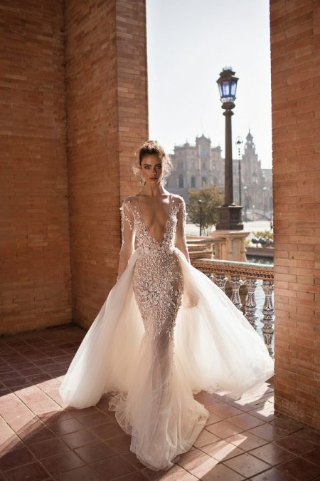 18-116 Wedding Dress from the BERTA Seville F/W 2018 Bridal Collection