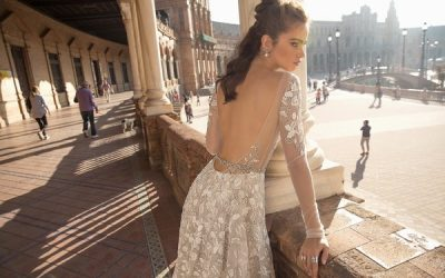 BERTA Seville Fall/Winter 2018 Bridal Collection
