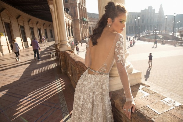 BERTA Seville F/W 2018 Bridal Collection - 18-115 Dress