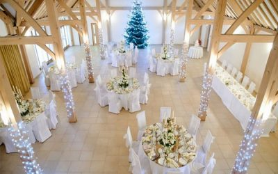 Wedding Venues Perfect for a Christmas Wedding