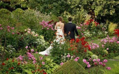 8 Beautiful Garden Wedding Venues
