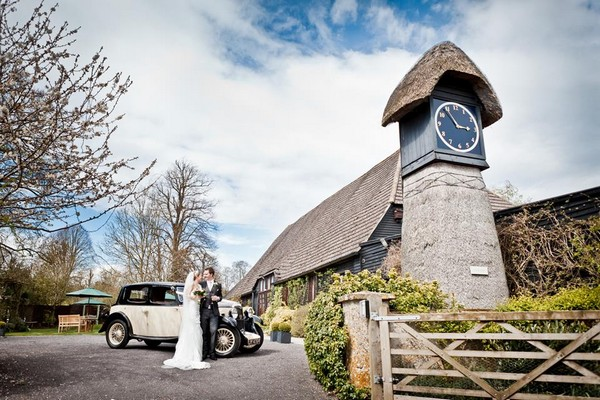 5 Unusual Barn Wedding Venues