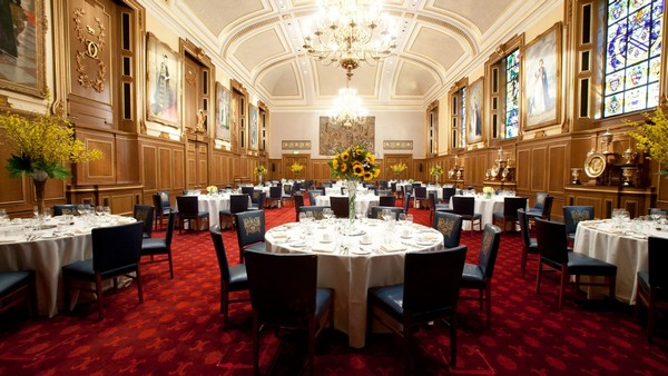 Clothworkers' Hall Livery Hall Wedding Venue in London