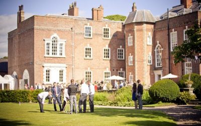 Wedding Venues Perfect for a Spring Wedding
