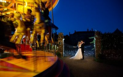 A Classic Brympton House Wedding with a Funfair