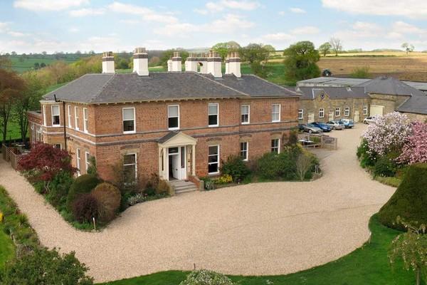Shottle Hall in Derbyshire