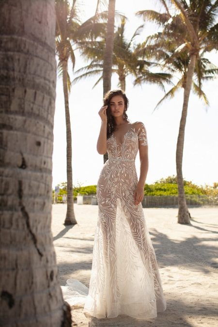 19-01 Wedding Dress from the BERTA Spring/Summer 2019 Bridal Collection