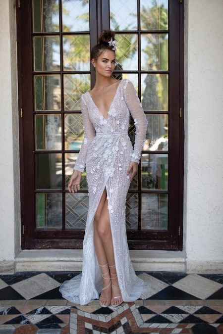 19-16 Wedding Dress from the BERTA Spring/Summer 2019 Bridal Collection