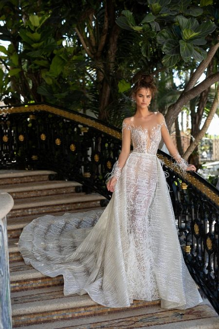 19-19 Wedding Dress from the BERTA Spring/Summer 2019 Bridal Collection