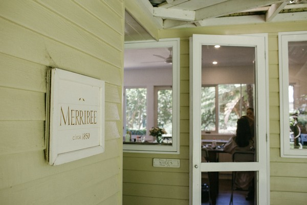 Merribee sign