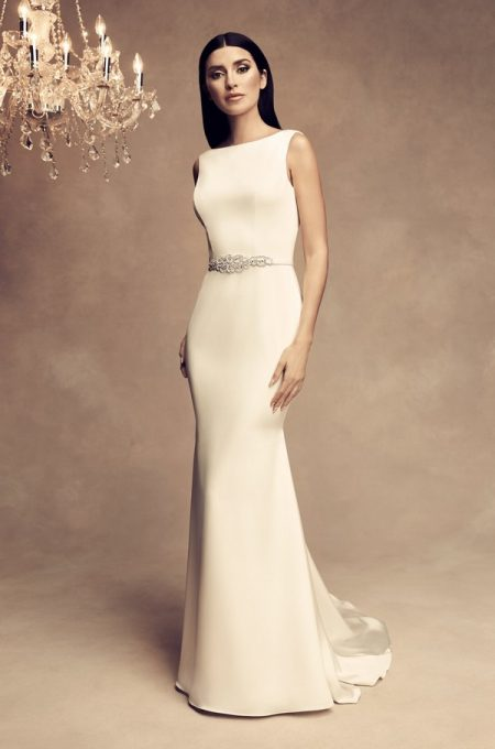 4801 Wedding Dress from the Paloma Blanca Fall/Winter 2018 Bridal Collection