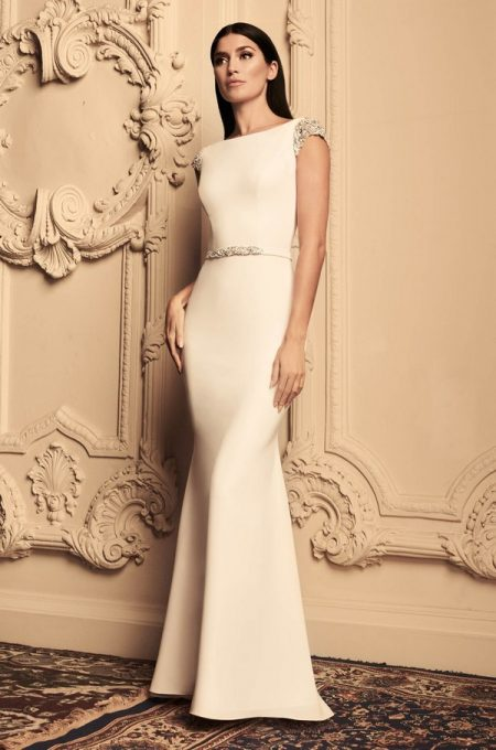 4807 Wedding Dress from the Paloma Blanca Fall/Winter 2018 Bridal Collection